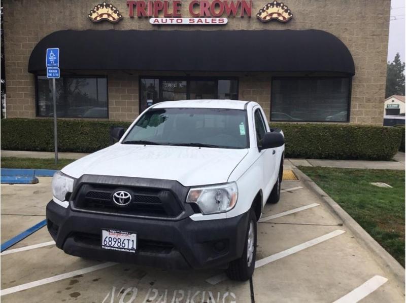 Toyota Tacoma Regular Cab 2012 price $6,995