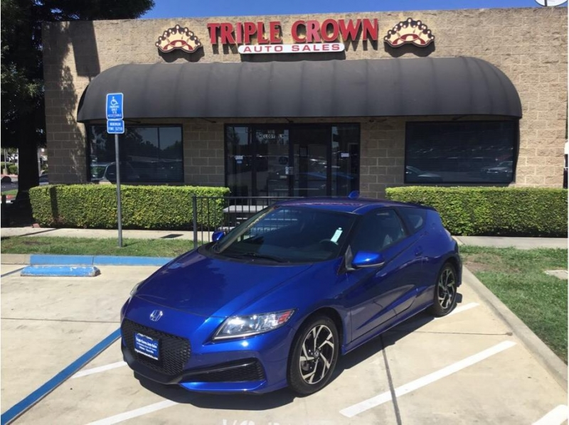 Honda CR-Z 2016 price $14,995