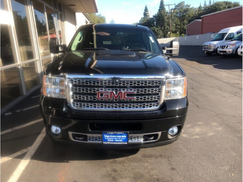 GMC Sierra 2500 HD Crew Cab 2011 price $26,995