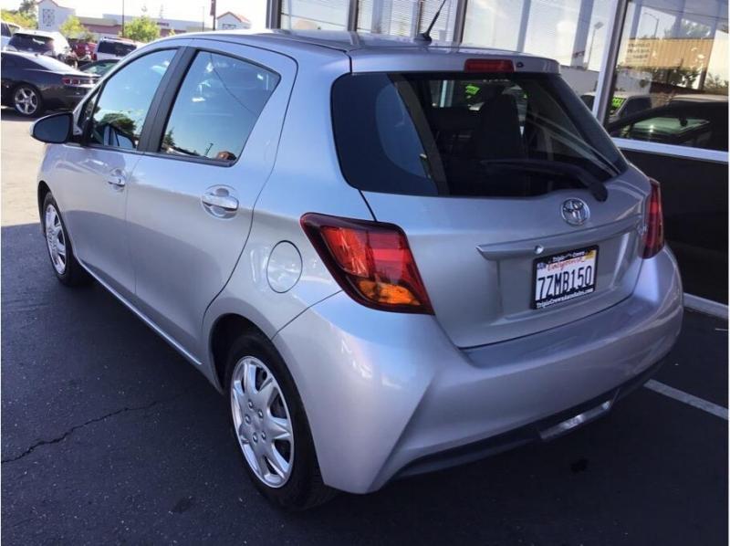 Toyota Yaris 2015 price $9,995