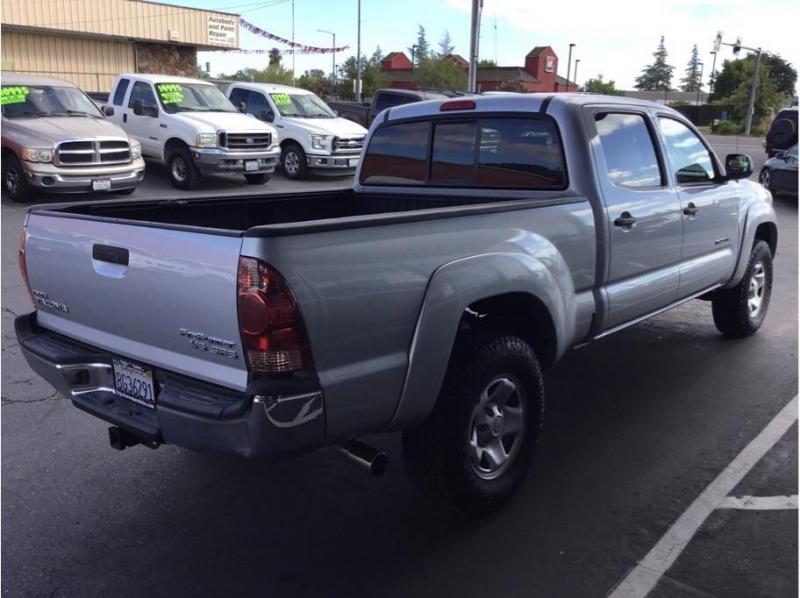 Toyota Tacoma Double Cab 2007 price $14,995