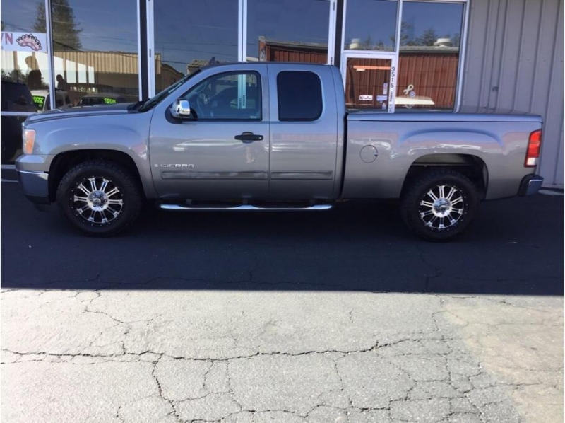 GMC Sierra 1500 Extended Cab 2007 price $11,995