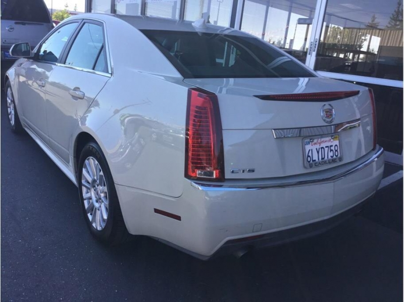 Cadillac CTS 2010 price $6,995