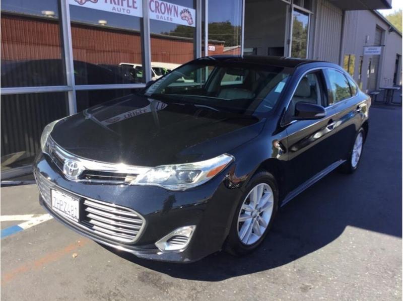 Toyota Avalon 2015 price $15,995