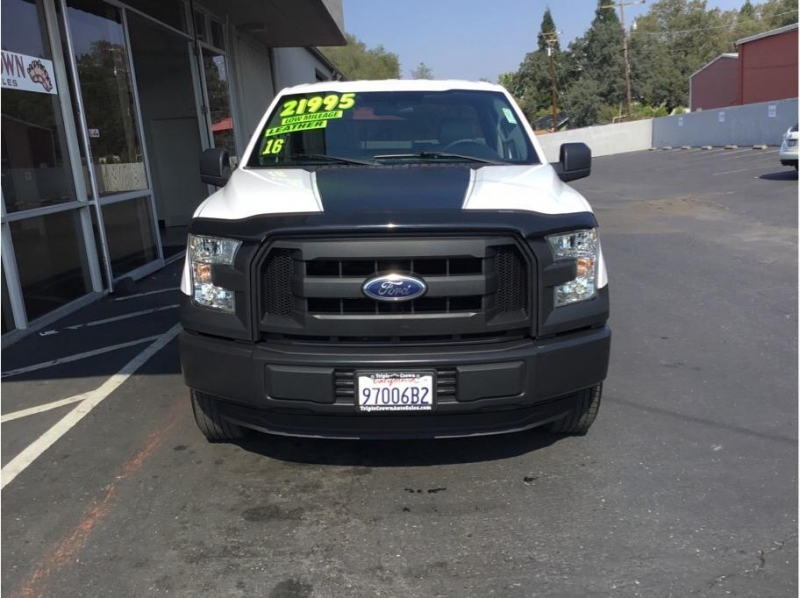 Ford F150 Regular Cab 2016 price $20,995