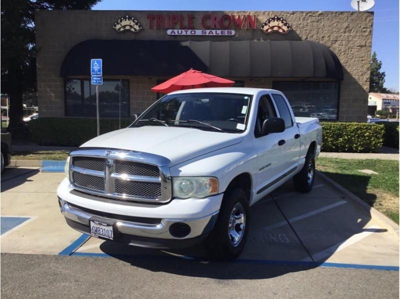Dodge Ram 1500 Quad Cab 2002 price $6,995
