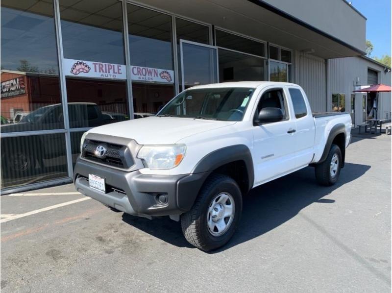 Toyota Tacoma Access Cab 2013 price $16,995