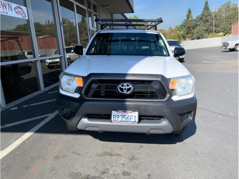 Toyota Tacoma Regular Cab 2013 price $9,995