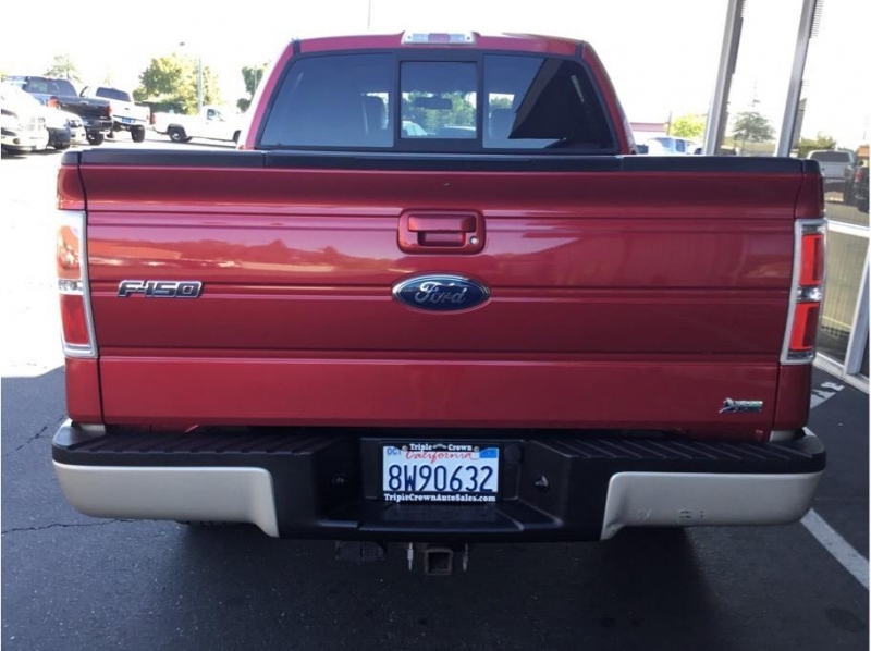 Ford F150 SuperCrew Cab 2010 price $14,995