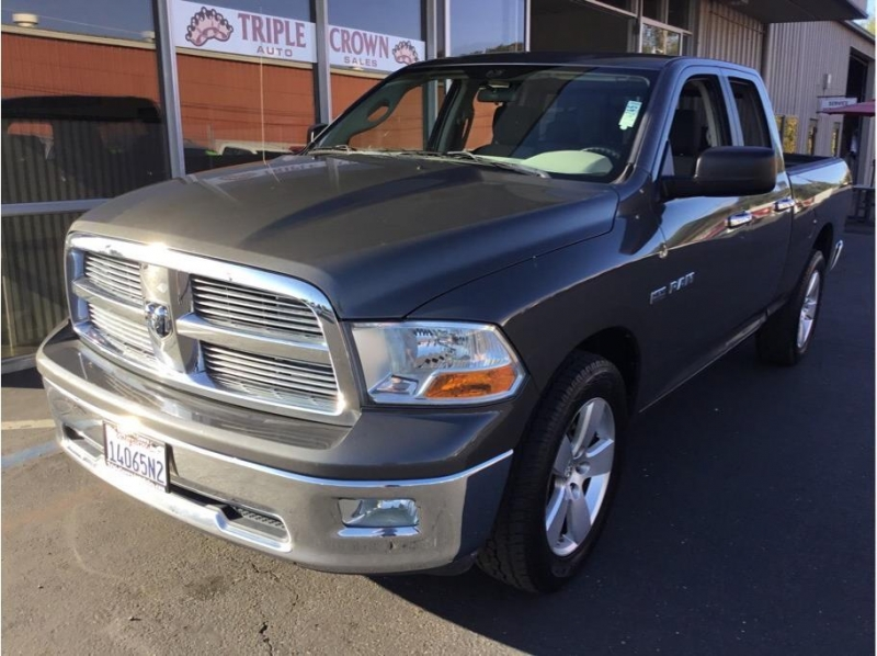 Dodge Ram 1500 Quad Cab 2009 price $13,995