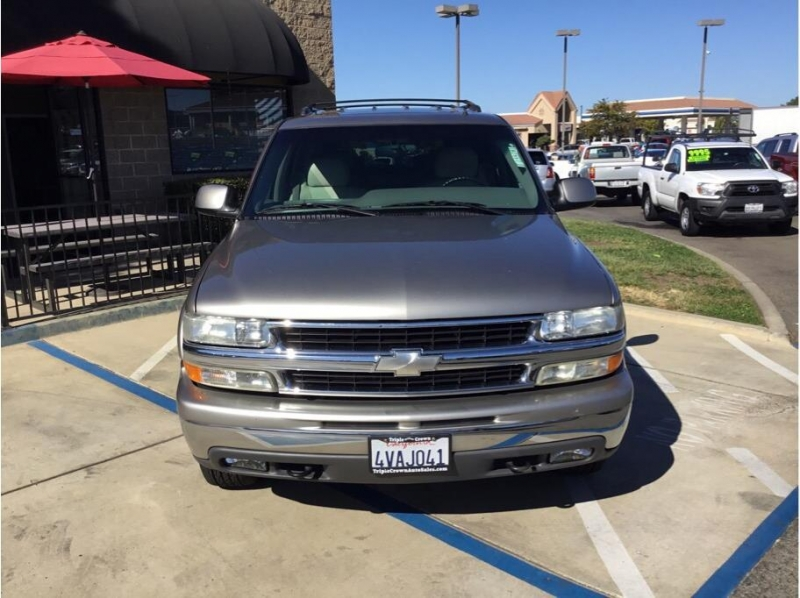 Chevrolet Tahoe 2002 price $6,995