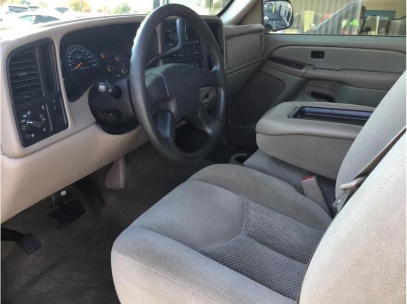 Chevrolet Silverado (Classic) 1500 Crew Cab 2007 price $12,995