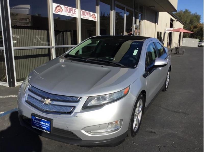 Chevrolet Volt 2011 price $8,995