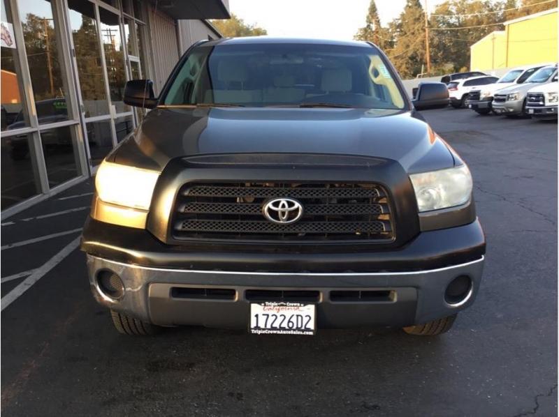 Toyota Tundra Double Cab 2008 price $9,995