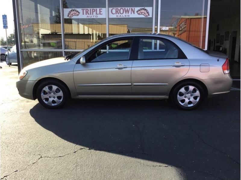 Kia Spectra 2008 price $4,995