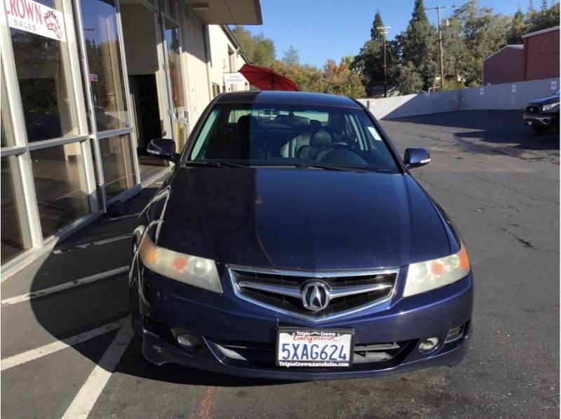 Acura TSX 2006 price $4,995