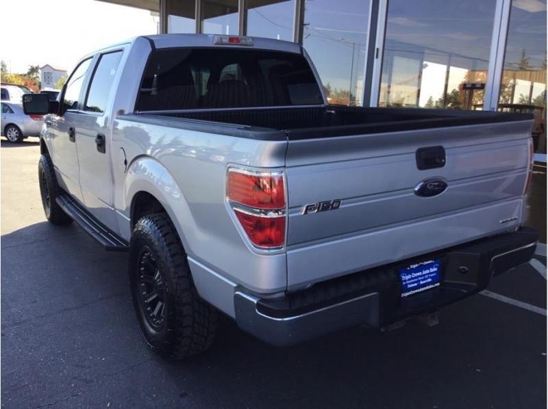Ford F150 SuperCrew Cab 2011 price $14,995