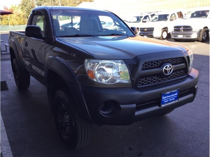 Toyota Tacoma Regular Cab 2011 price $17,995