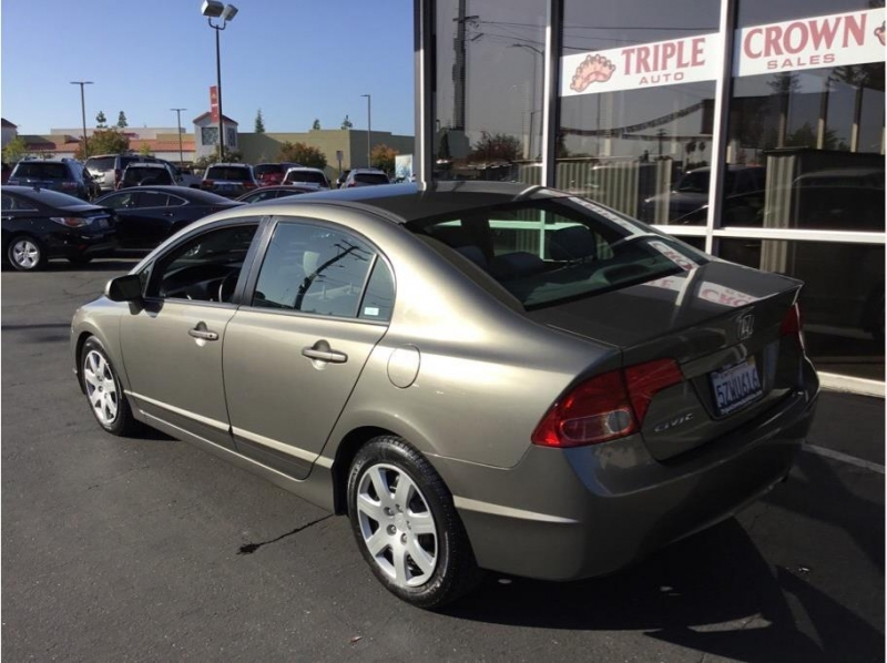 Honda Civic 2007 price $6,995