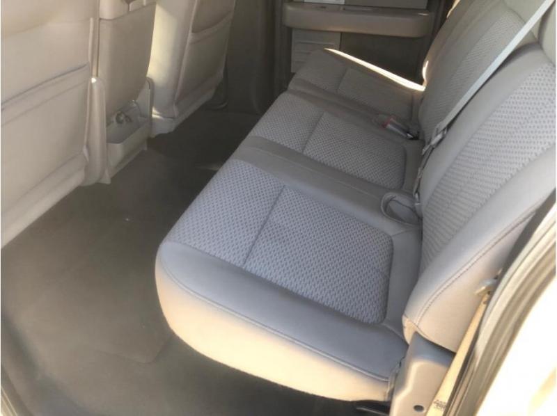 Ford F150 SuperCrew Cab 2009 price $13,995