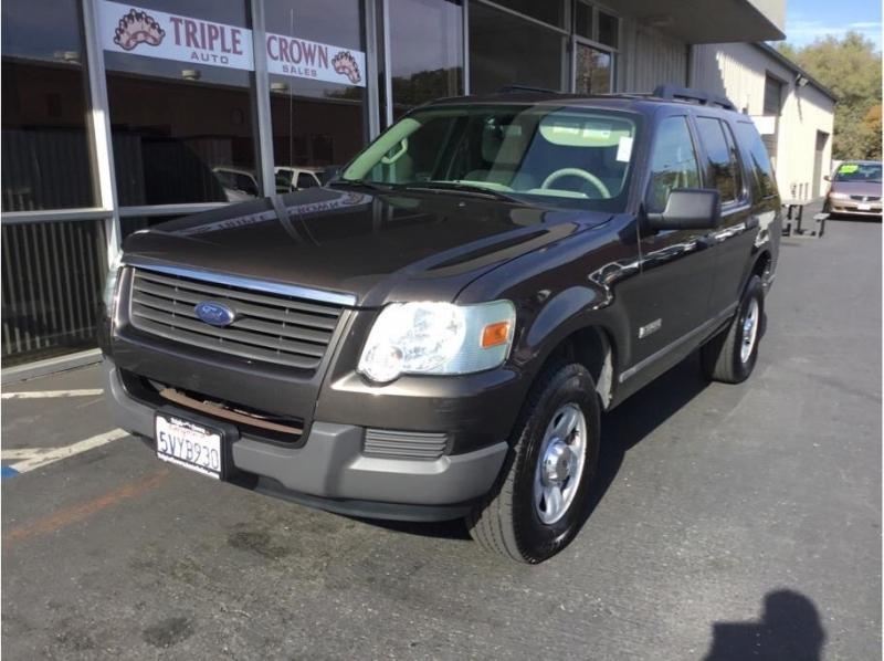 Ford Explorer 2006 price $5,495