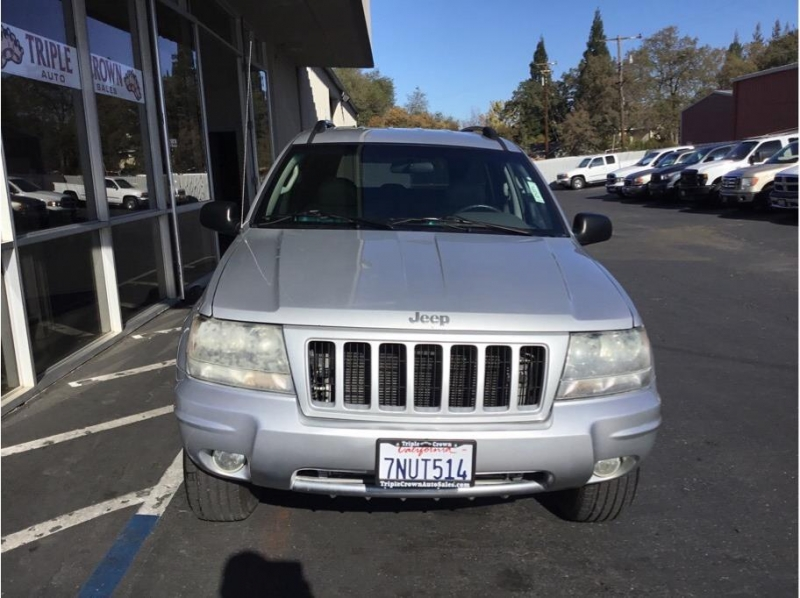 Jeep Grand Cherokee 2004 price $4,995