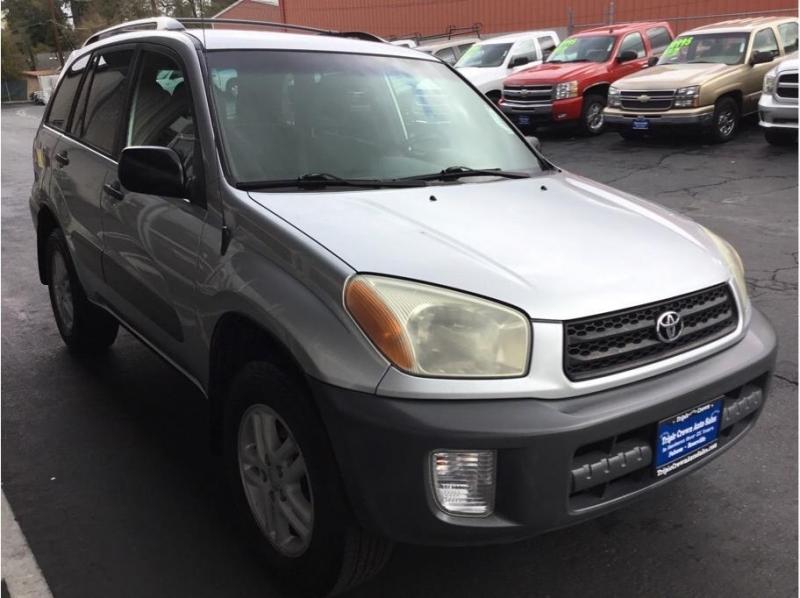 Toyota RAV4 2001 price $6,995