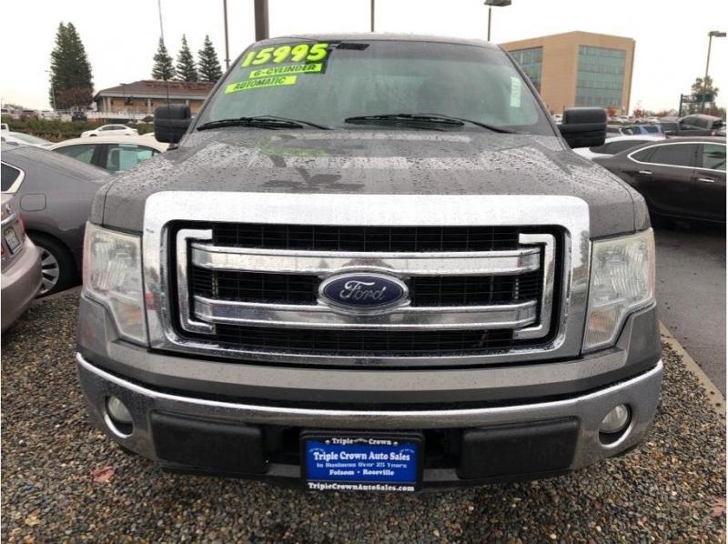 Ford F150 SuperCrew Cab 2014 price $15,995