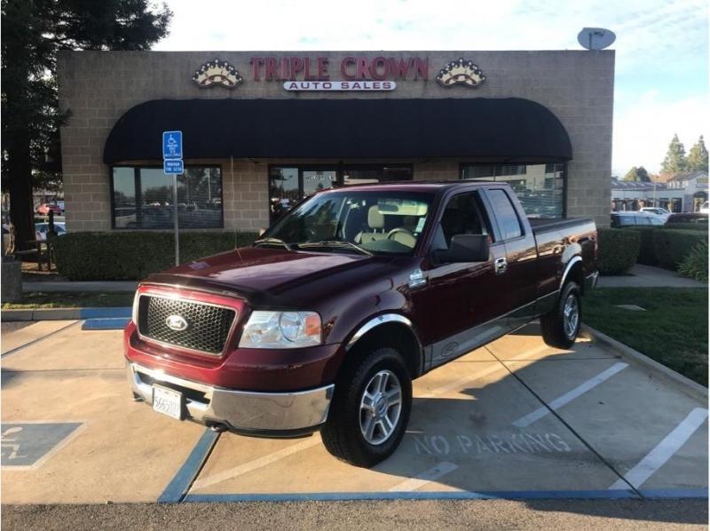 Ford F150 Super Cab 2006 price $9,995