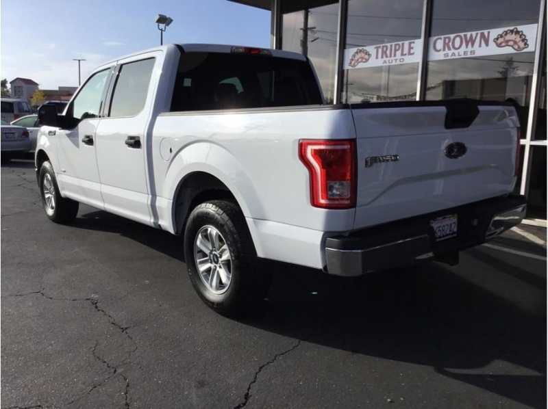 Ford F150 SuperCrew Cab 2015 price $18,995