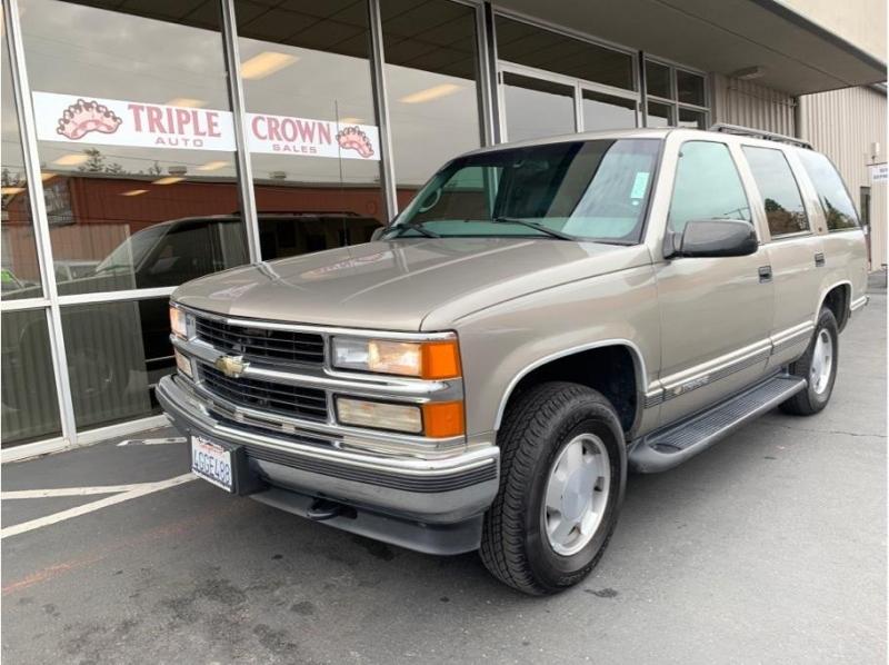 Chevrolet Tahoe 1999 price $6,995