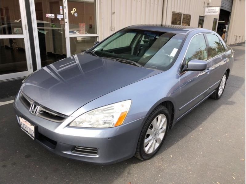 2007 Honda Accord Ex L >> 2007 Honda Accord Ex L Sedan 4d