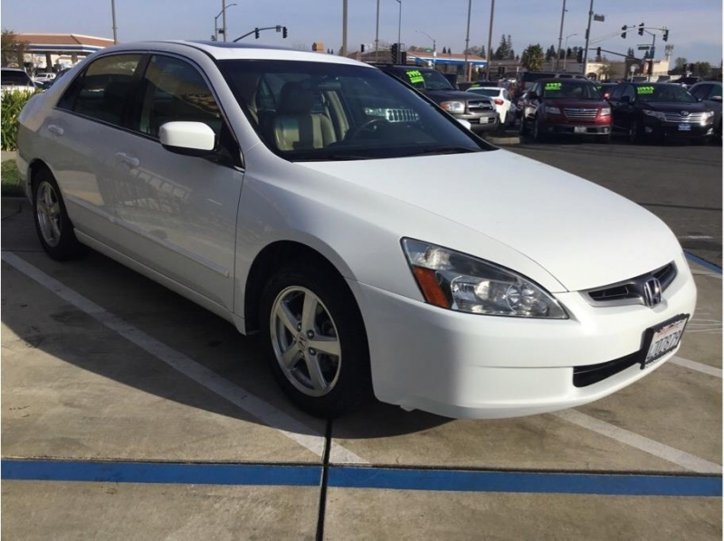 Honda Accord 2003 price $6,995
