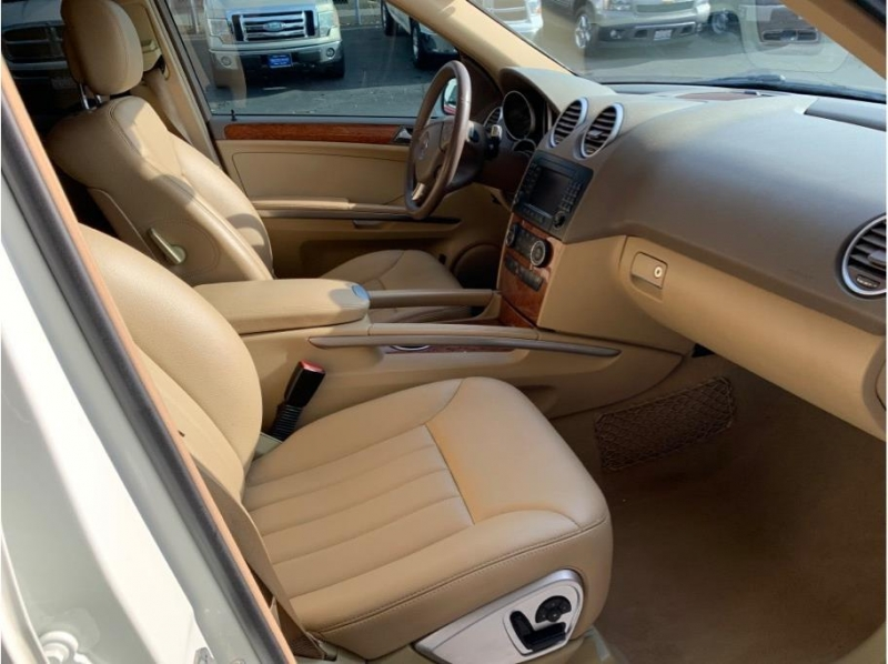 Mercedes-benz M-Class 2008 price $8,995
