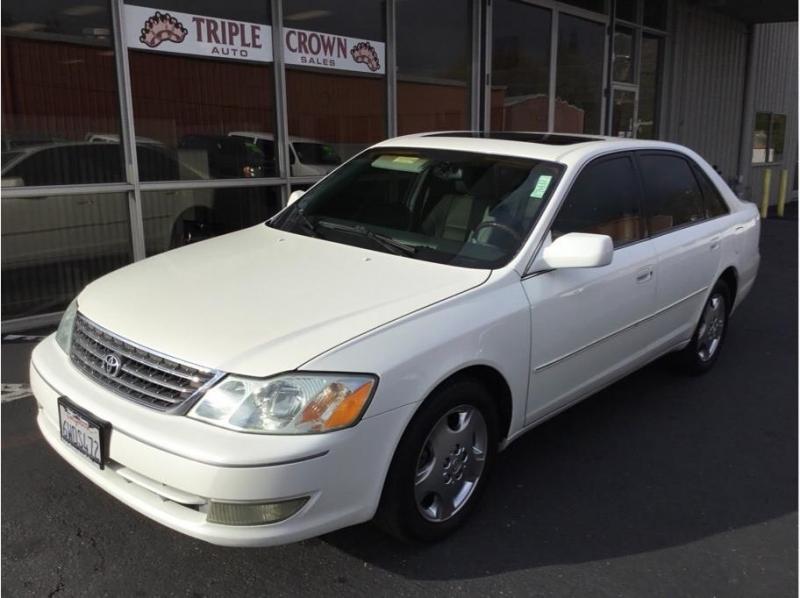 Toyota Avalon 2004 price $5,495