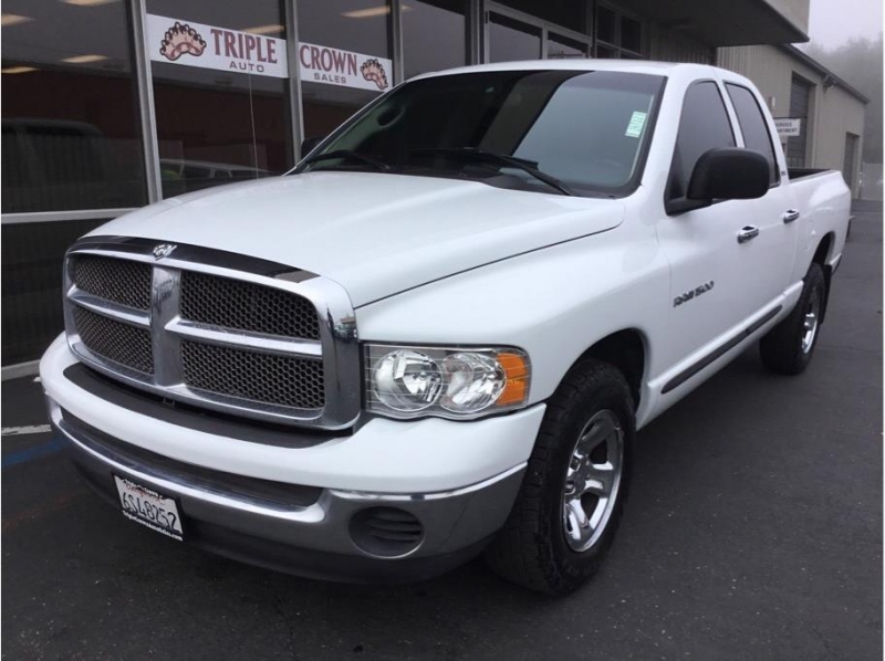 Dodge Ram 1500 Quad Cab 2002 price $7,995