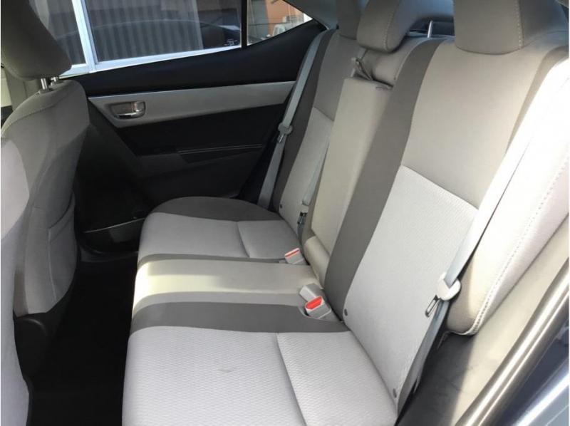 Toyota Corolla 2017 price $12,995