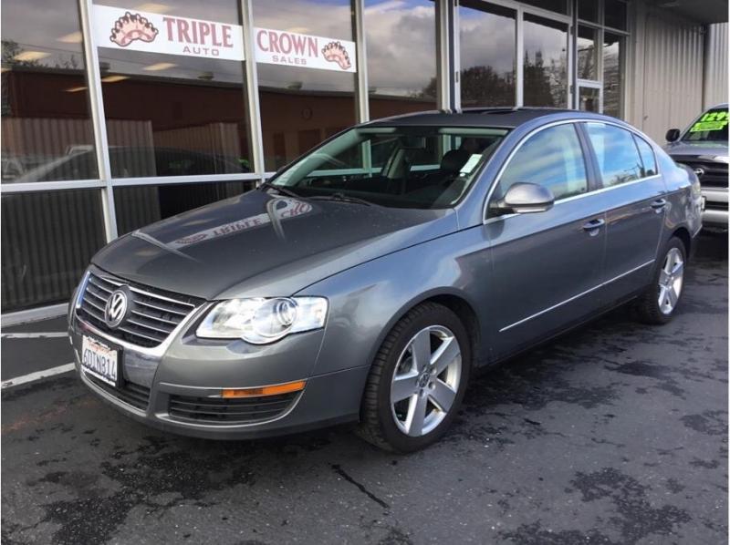 Volkswagen Passat 2008 price $5,495