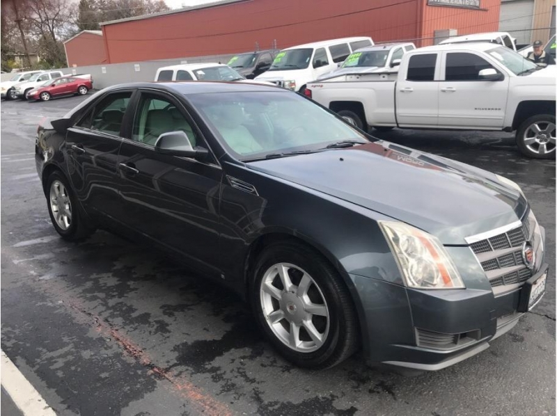Cadillac CTS 2009 price $7,995