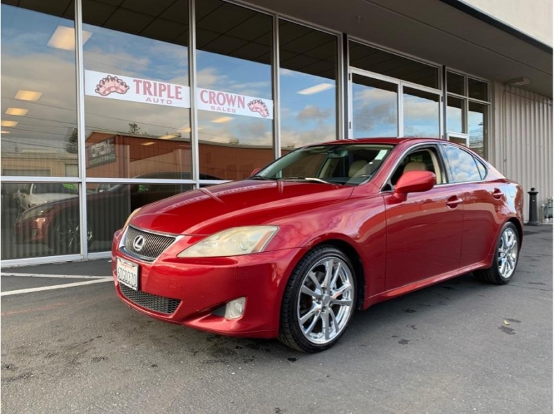 Lexus IS 2006 price $7,995