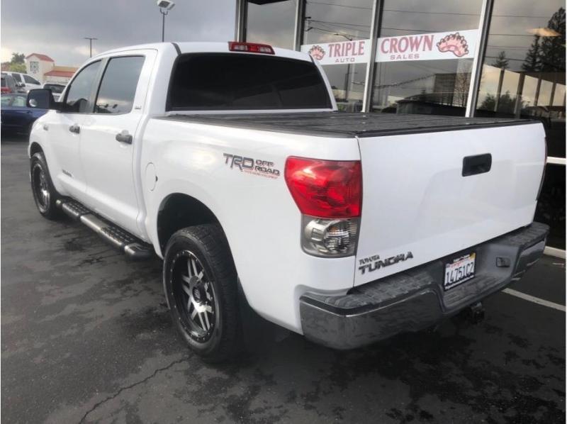 Toyota Tundra CrewMax 2008 price $15,995