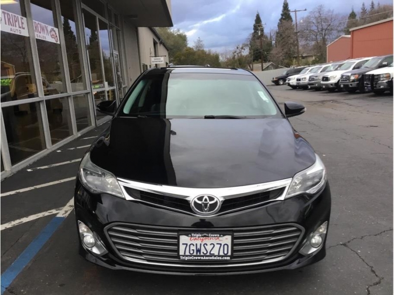 Toyota Avalon 2014 price $13,995