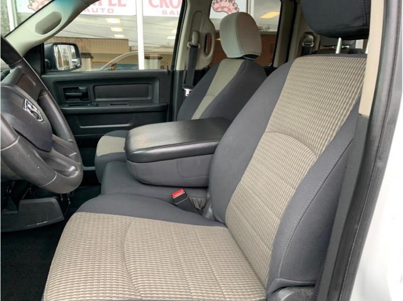 Ram 1500 Quad Cab 2011 price $10,995