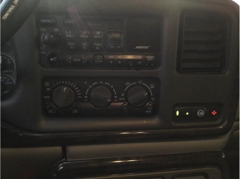GMC Yukon XL 1500 2002 price $5,995
