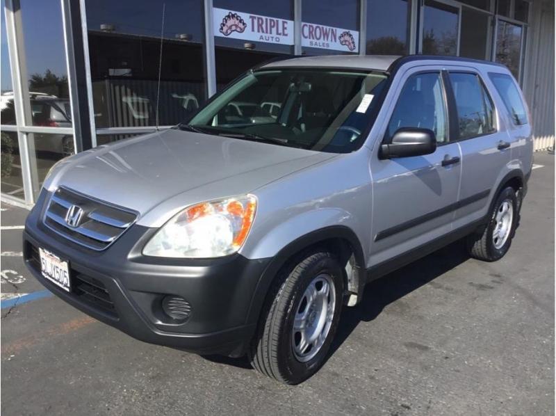 Honda CR-V 2005 price $6,495