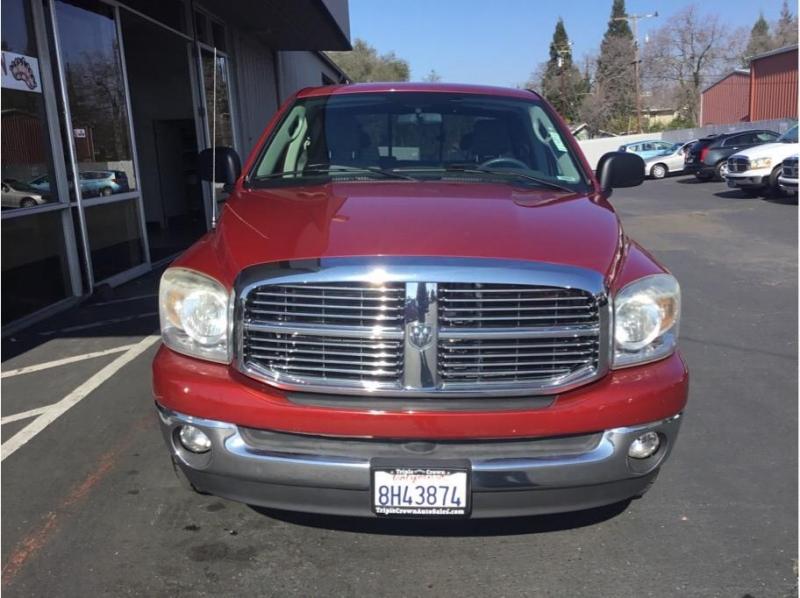 Dodge Ram 1500 Quad Cab 2007 price $11,995