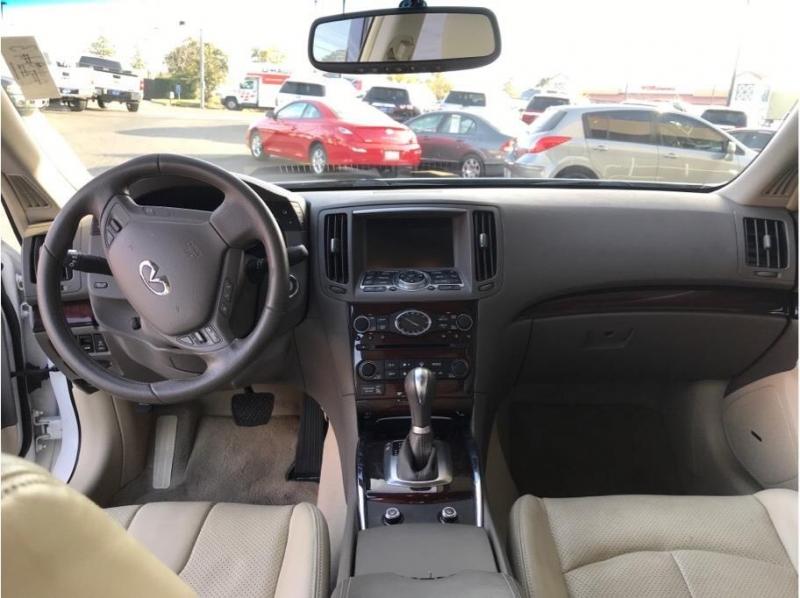 Infiniti G 2010 price $11,995