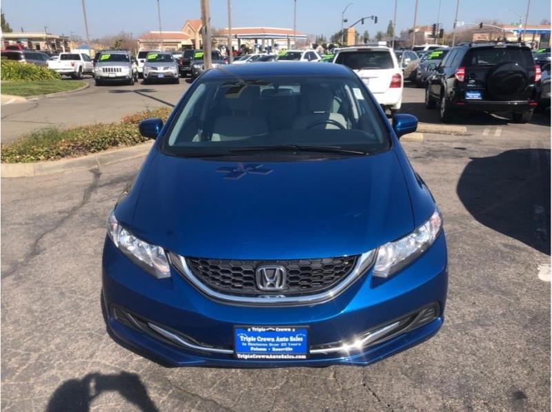 Honda Civic 2015 price $10,995