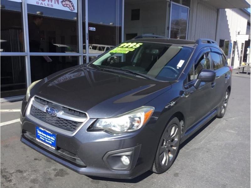 Subaru Impreza 2013 price $9,995