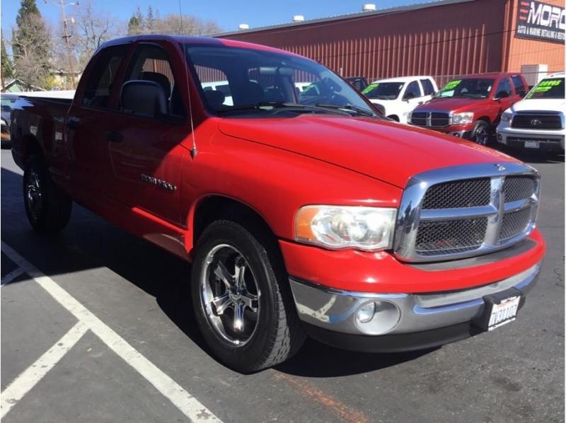 Dodge Ram 1500 Quad Cab 2005 price $9,995